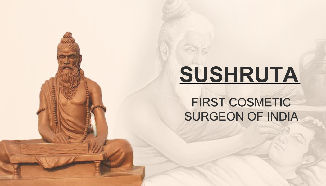 sushruta-First surgeon of the world