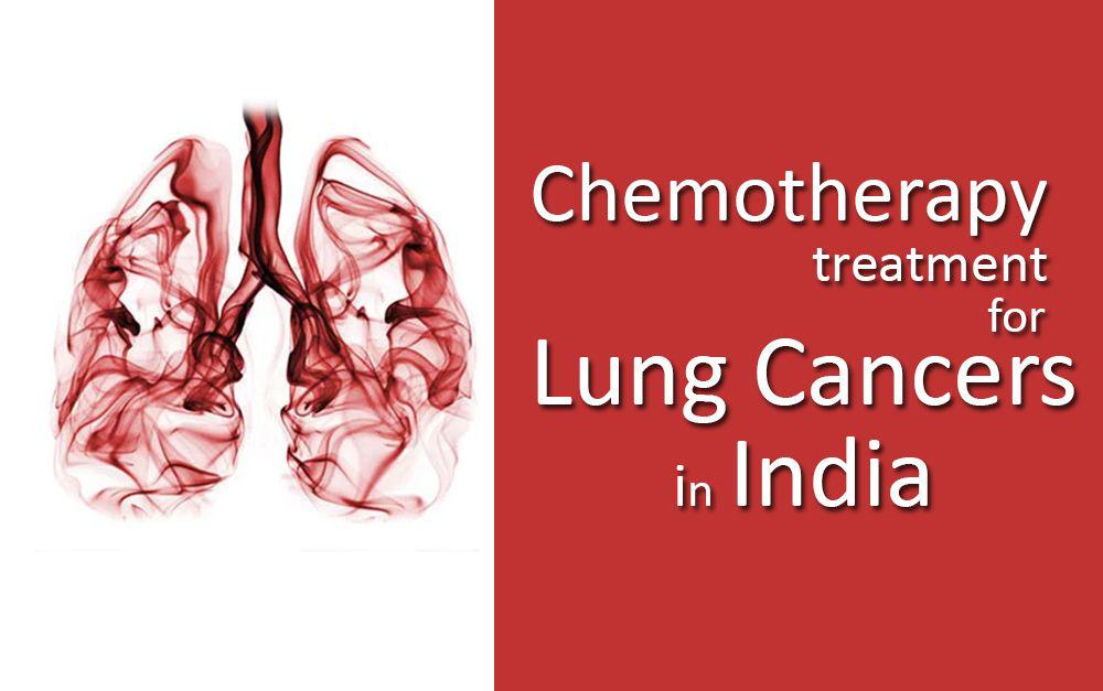Chemotherapy treatment for Lung Cancers in India