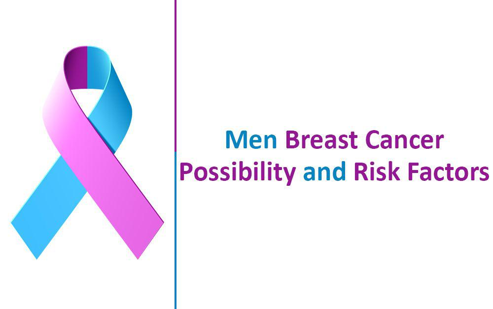 Men breast cancer Possibilties and risk factors