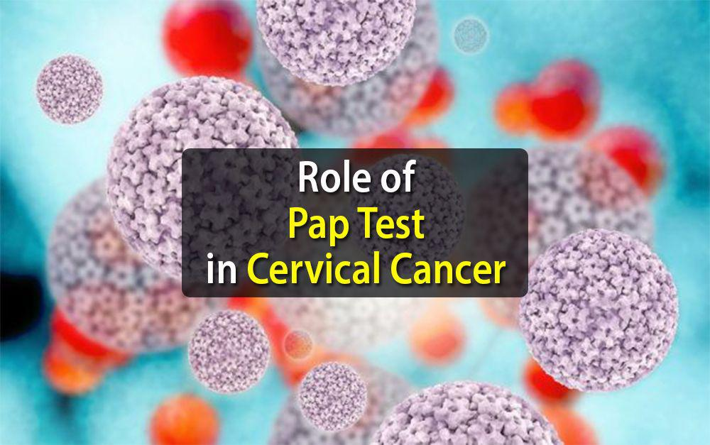 Role of PAP test in Cervical Cancer