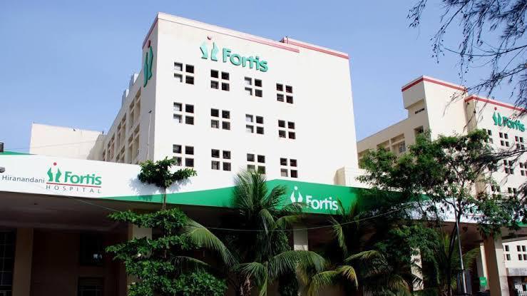 fortis hospital - best hospital in India