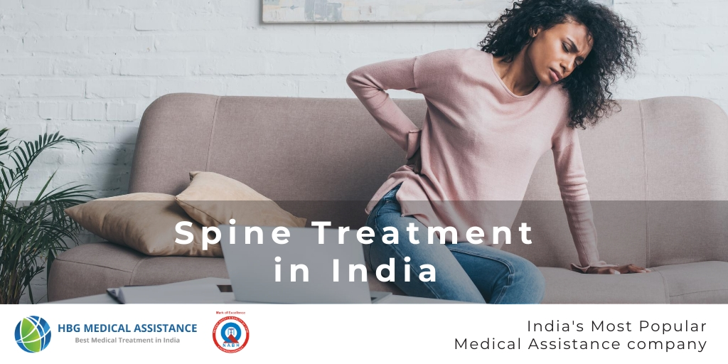 spine treatment in india