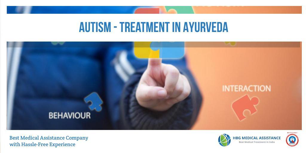 Ayurvedic treatment for autism