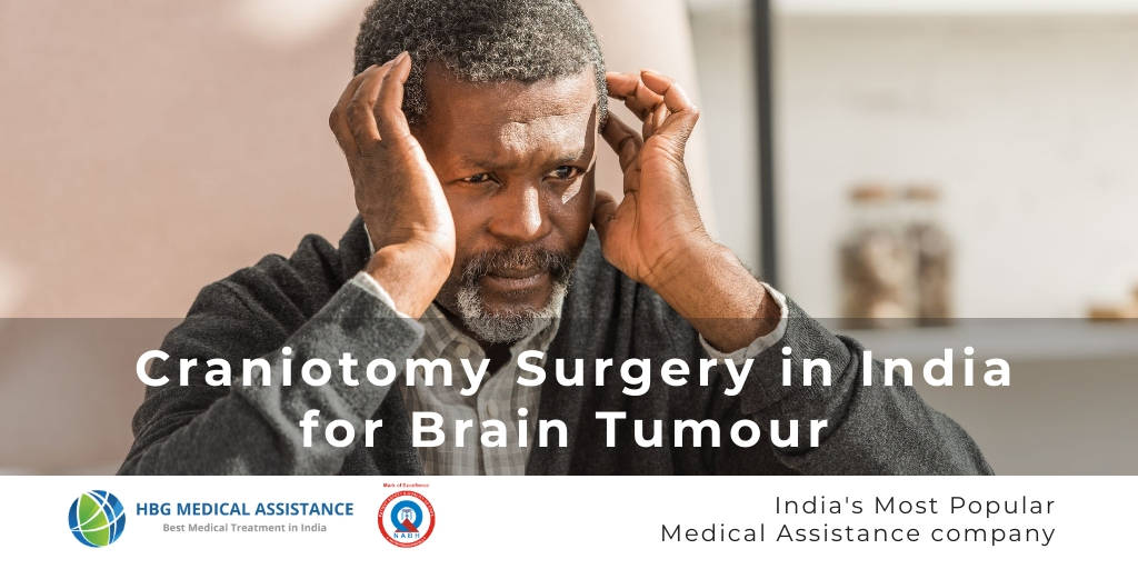 craniotomy surgery cost in india