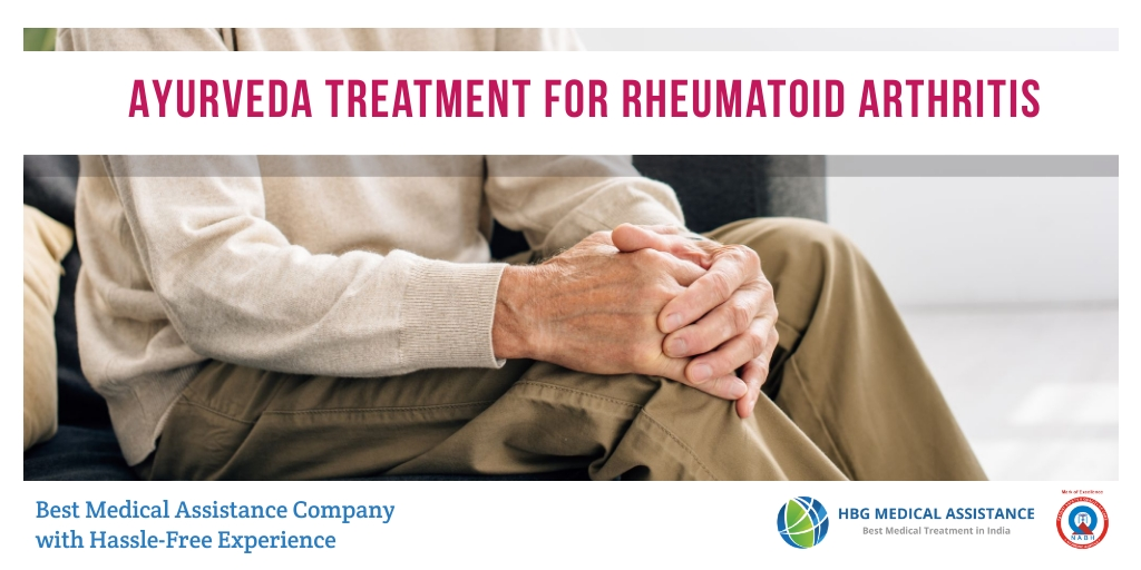 Best Ayurveda Treatment for Rheumatoid Arthritis in India