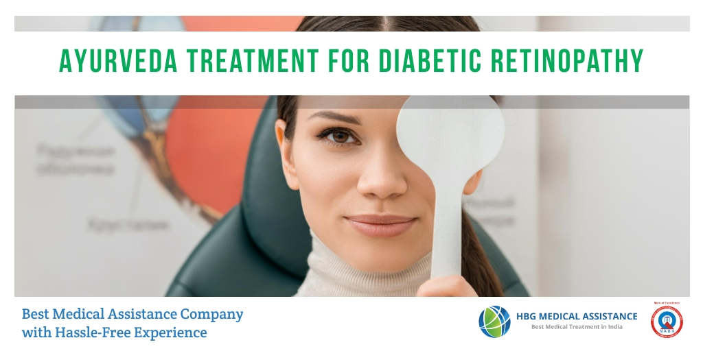 Best Ayurveda Treatment for Diabetic Retinopathy in India