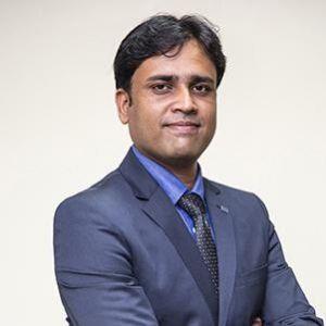 Dr. Madhusudan B. K.