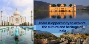 Medical tourism to heritage of india