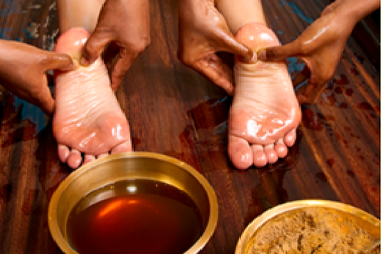 Treatment for Ankle and Elbows