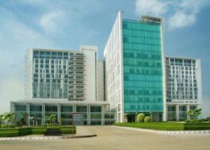 medanta hospital INFRASTRUCTURE