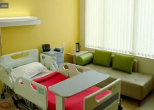 medanta hospital rooms